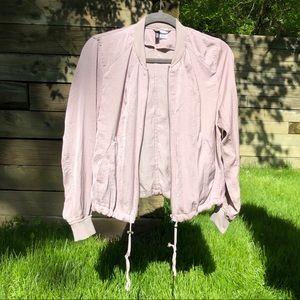 Mauve jacket